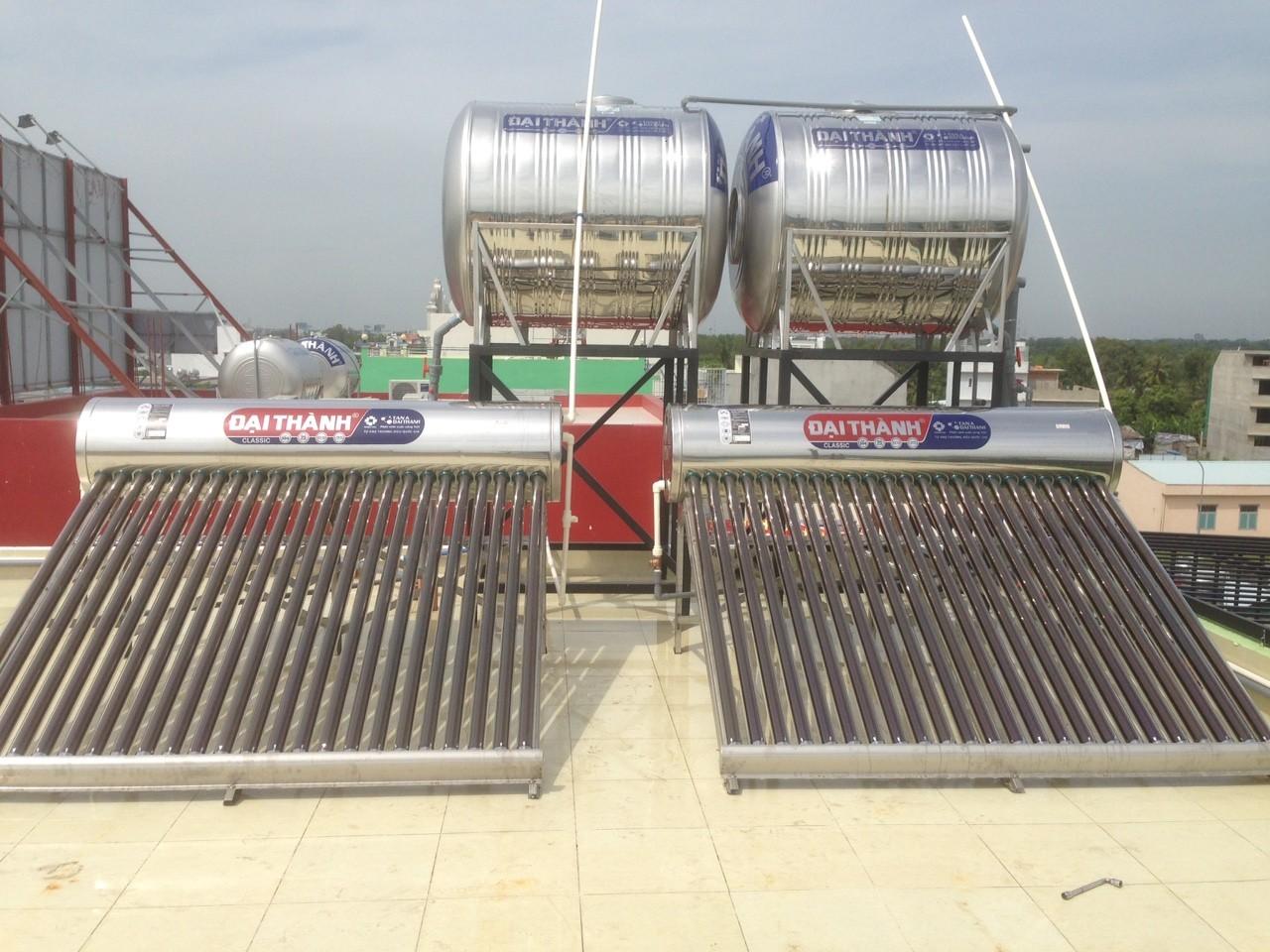 sửa máy nước nóng năng lượng mặt